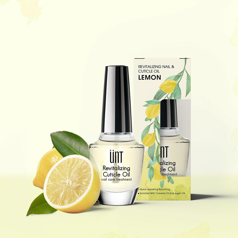 檸檬修護指緣油
